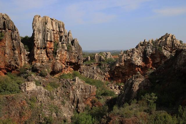 Minas del cerro del hierro.