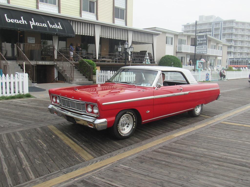 1965 Ford Fairlane 500 | Boardwalk Cruisin' Parade Thursday