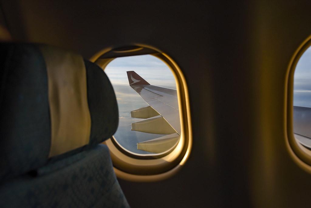 lentomatkaili hiilidioksidipäästöt