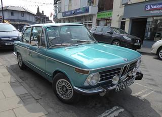 1971 BMW 2002 Tii | by Spottedlaurel