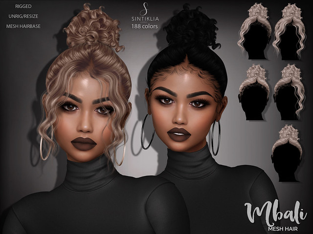 Hair Mbali @The Liaison Collaborative