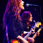 Wed, 23/05/2018 - 8:33pm - Neko Case plays for WFUV Public Radio and NPR Music at Littlefield in Brooklyn, NY. 5/23/18 Photo by Gus Philippas/WFUV