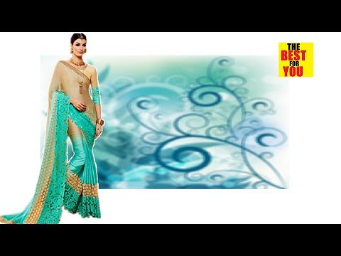 2a02d6f3a2 ... 10 LATEST INDIAN SAREE COLLECTION Saree Design 2018 Fashion Trends amazon  shopping online