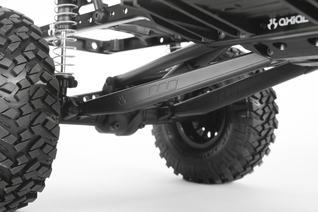 AX90066 Axial SCX10 II Deadbolt RTR | Time to rule the rocks
