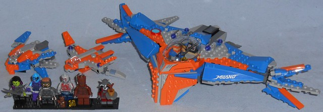 Lego - Everything Guardians