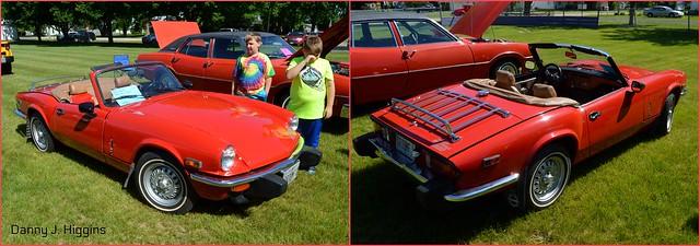 Car & Truck Show.  Lyndon, Illinois.   lcs3