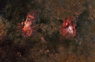 M16&m17_2018   by astrocentejo (La Tierra se me queda pequeña)