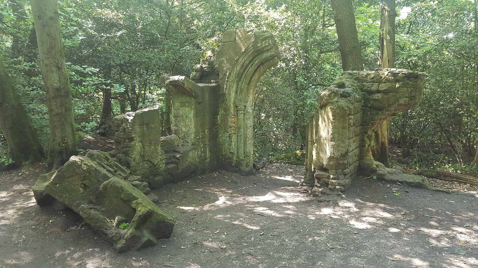 Crystal Palace to Forest Hill walk