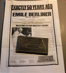 Garrard 1971 Emile Berliner Award 5