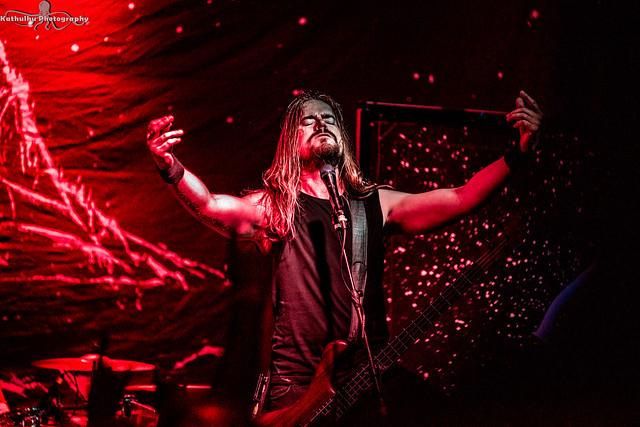 Insomnium (w/ Oceans of Slumber) @ Club Red (Mesa, AZ) on June 9, 2018