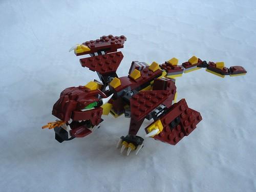 31073 - Model3 dragon   by fdsm0376