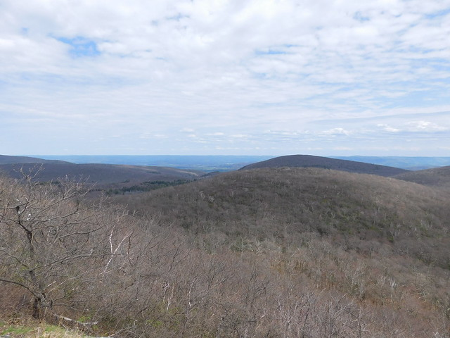 View from Frissell Mountain Trail