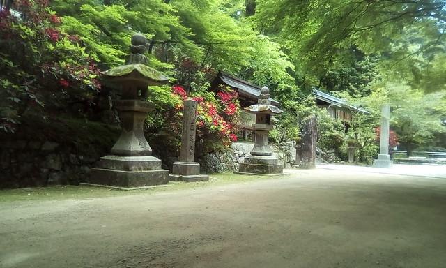 Engyoji, Mount Shosha, Himeji, Japan