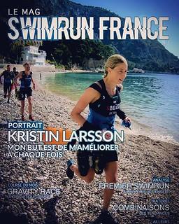 Nous sommes à la fois excités et anxieux de vous présenter le tout nouveau « Mag Swimrun France » ! Excités, parce que cela fait longtemps que nous y pensons et quelques temps qu'on y travaille. Anxieux, parce qu'on espère que vous y trouverez votre bonhe   by akunamatata