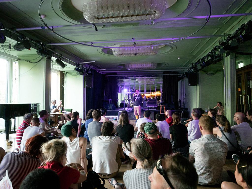 Grüner Salon Volksbühne