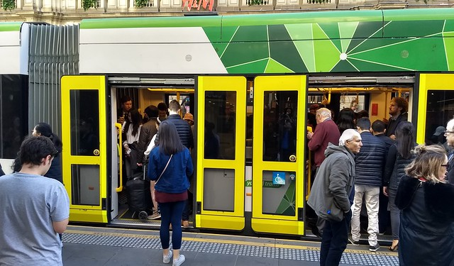 Free Tram Zone
