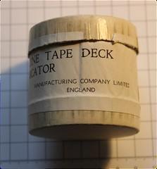 Garrard Magazine Tape Deck Position Indicator 2