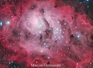 Messier 8 Lagoon Nebula | by maicongerminiani