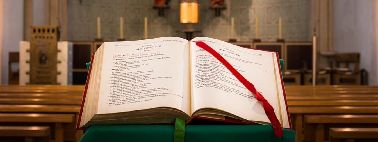 Woordverkondiging in de liturgie