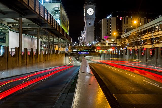 filet a gare de Lyon