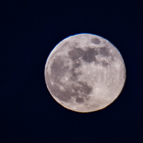 Moon Over Maine   by Me in ME