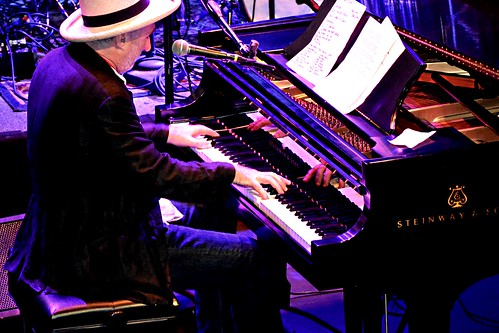 Jon Cleary at Piano Night - April 30, 2018. Photo by Kichea S. Burt.