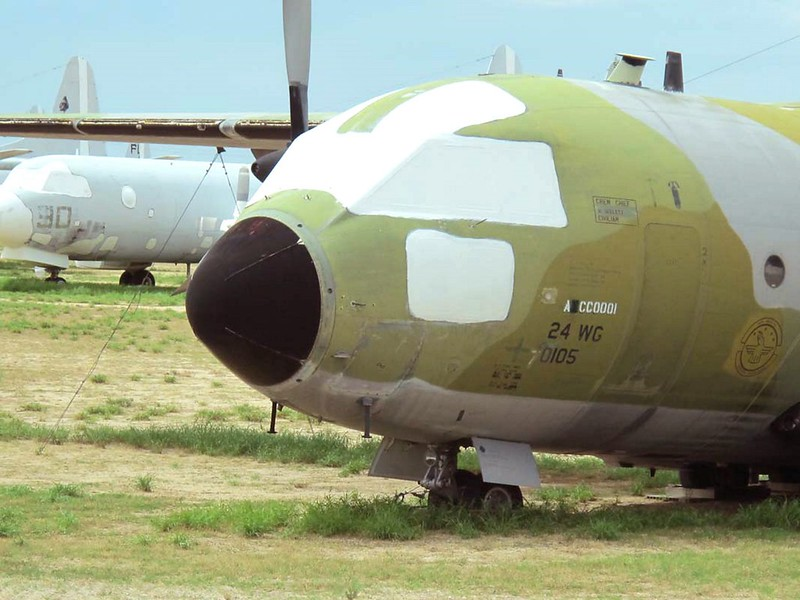 Alenia C-27A Spartan 6