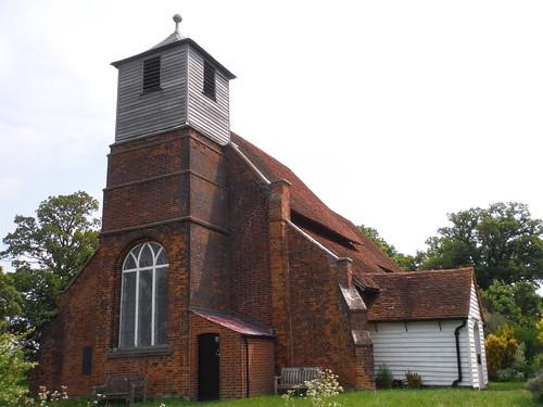 St. Mary's Church, Buttsbury SWC Walk 158 - Ingatestone to Battlesbridge or Wickford