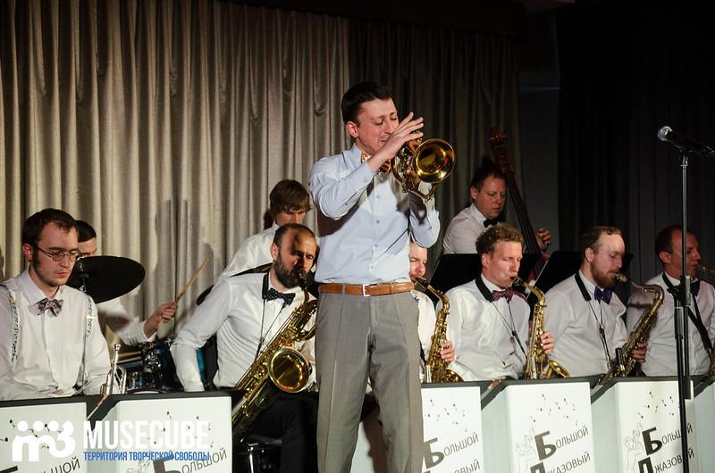 Большой джазовый оркестр-027