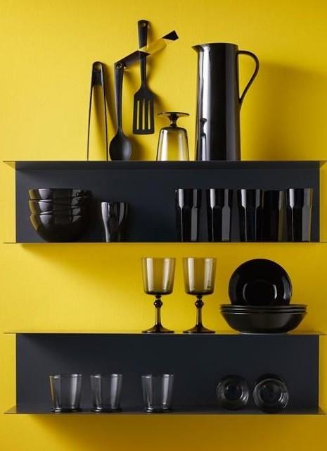 Home Decorating Diy Projects Ikea Wandopbergers Keuken St Flickr