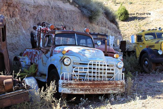 1949 Chevrolet 3800 Tow Truck