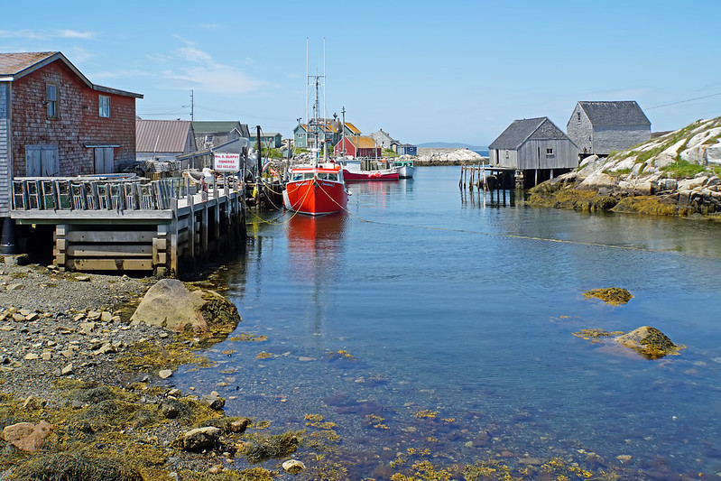 DSC00493 - Peggys Cove Harbour
