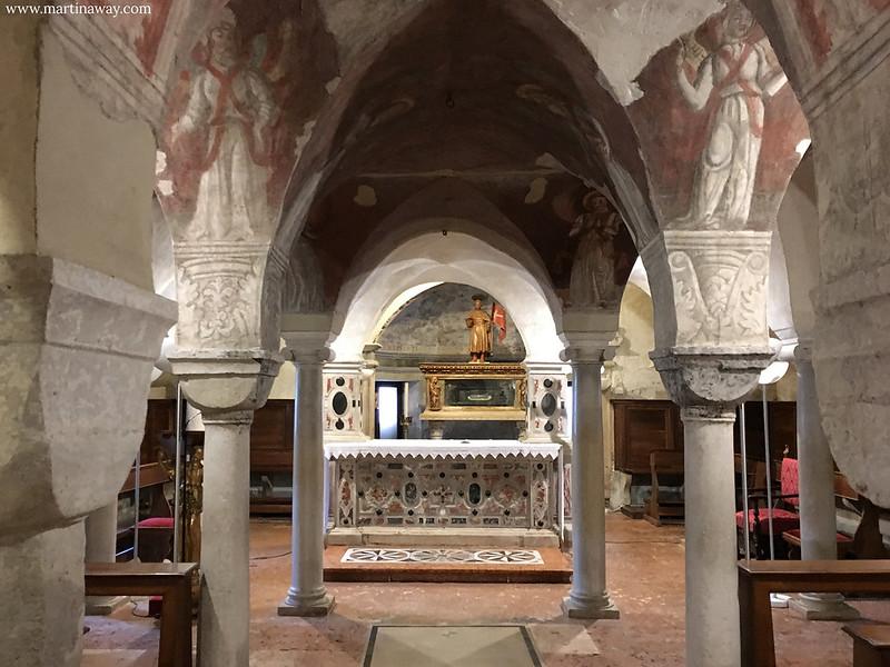 Tomba di San Liberale, Duomo di Treviso, Treviso cosa vedere