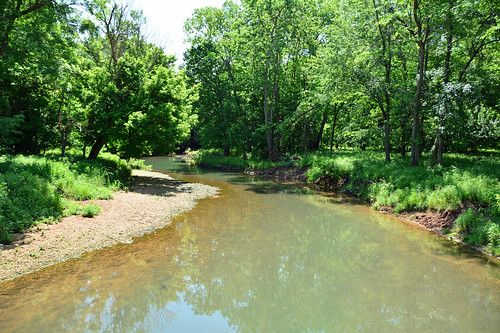 jmstrain missouri water creek wilsonscreek nationalbattlefield nationalpark usa springfield