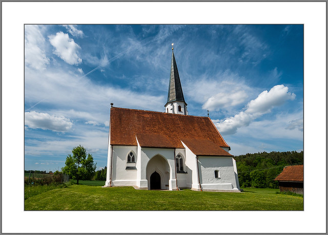 Kirchlein St. Leonhard (little church  St. Leonhard)