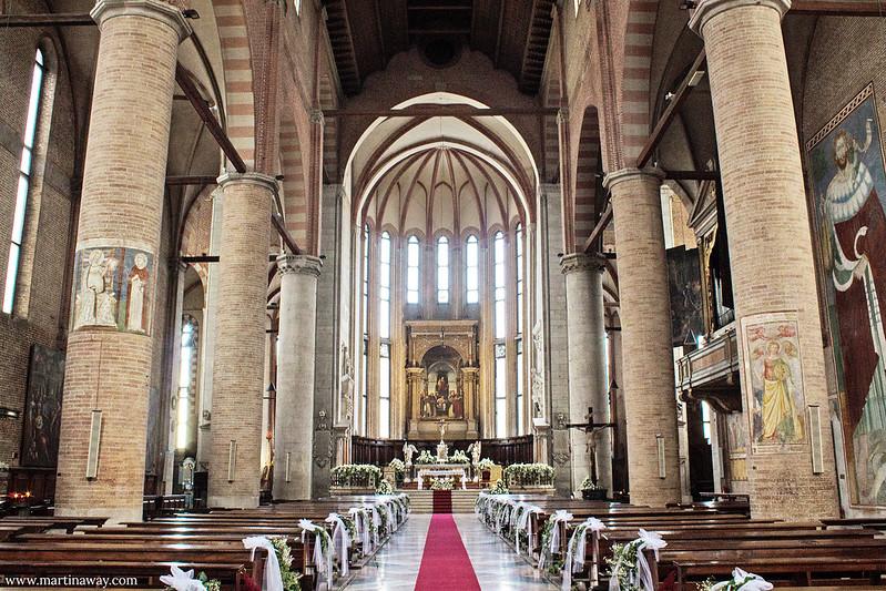Chiesa di San Nicolò, Treviso cosa vedere