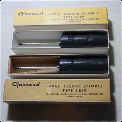 Garrard Large Record Spindle LRS9 1