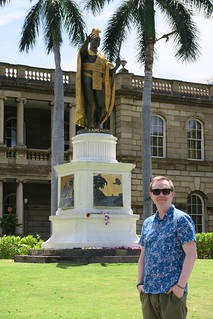 Kamehameha the First… and me | by chadkoh