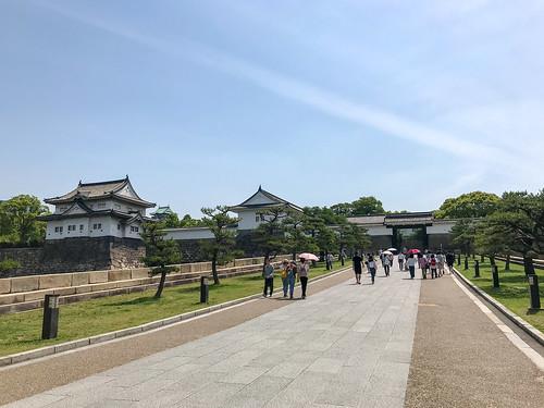 大阪城 (1 - 5) | by Sean-Su