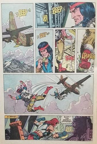 G.I.Joe Issue 31 Spirit has an eye for detail | by yorktownjoe
