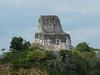 Tikal, výhled z Mundo Perdido, pyramida IV, foto: Petr Nejedlý