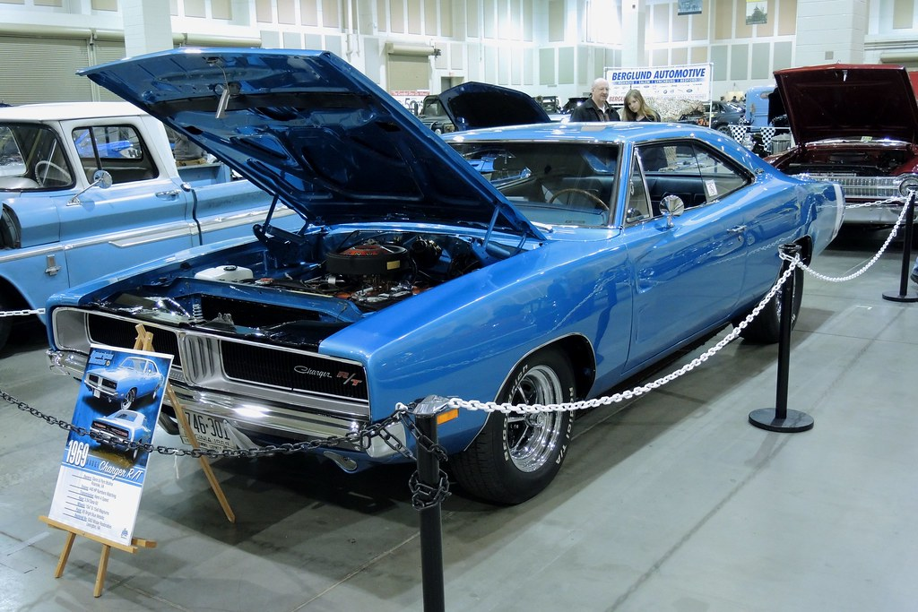 69 dodge charger r t mda 2018 hot rod show at berglund ce flickr flickr