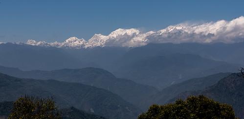 sikkimindia2018 kangchenjunga mountainrange sikkim india