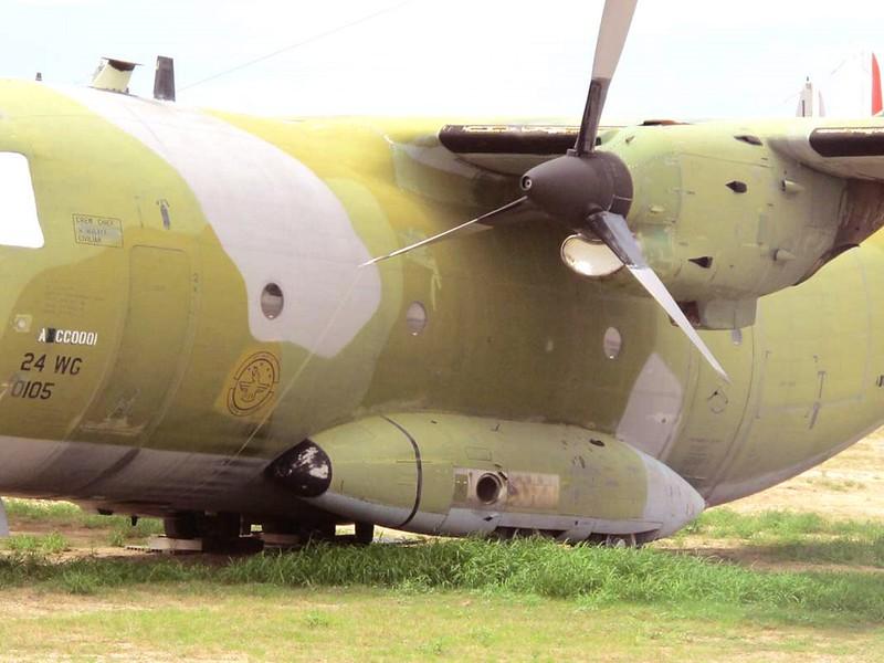 Alenia C-27A Spartan 8