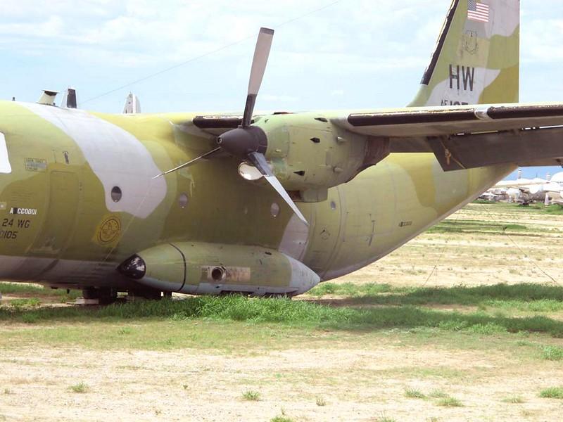 Alenia C-27A Spartan 3
