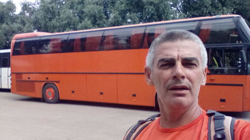 Ovaj autobus mora biti naš :D