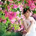 Wedding dress outdoor #2