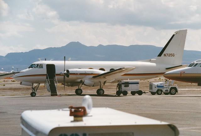 Gulfstream 1 N725G 1991