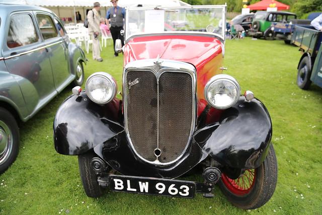 Jowett Motor - 1935