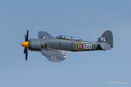 Sea Fury T20 20180603 OldWarden | by steam60163